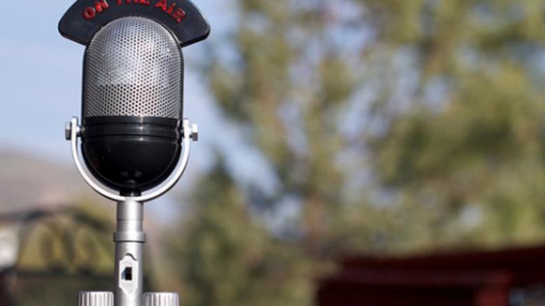 radio by Alan Levine