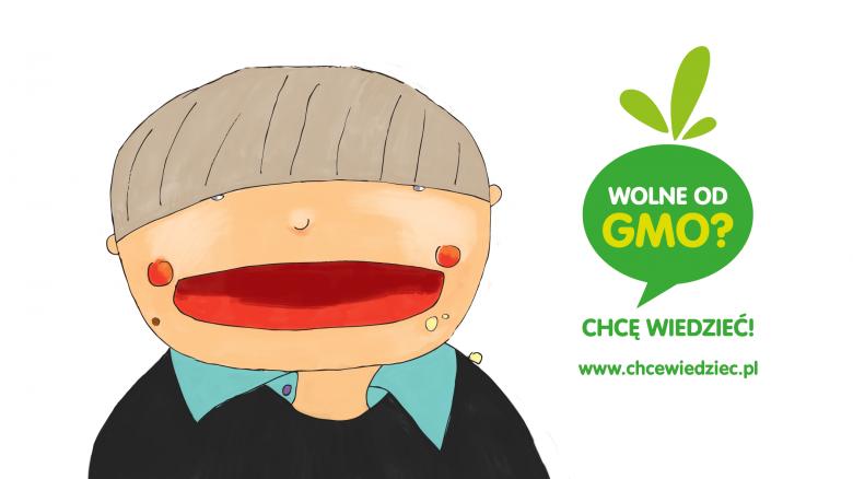 Nie bądź emo, nie żryj GMO!