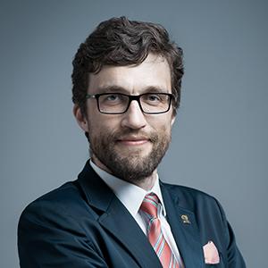Rafał Górski – zdjęcie profilowe