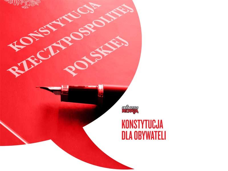 Raport Konstytucja dla obywateli