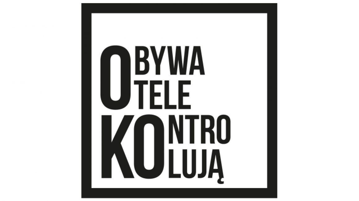 logo Obywatele KOntrolują