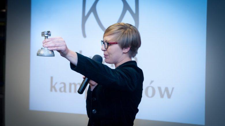 Paulina Lota z nagrodą