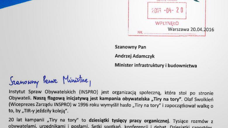 Rekomendacje dla Ministerstwa