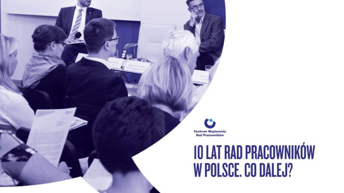 Raport Centrum Wspierania Rad Pracowników