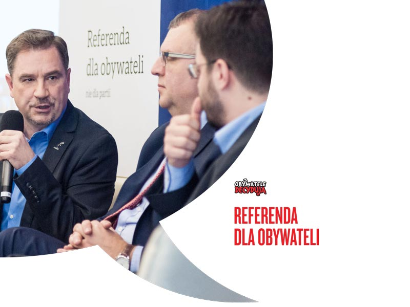 Raport Referenda dla obywateli