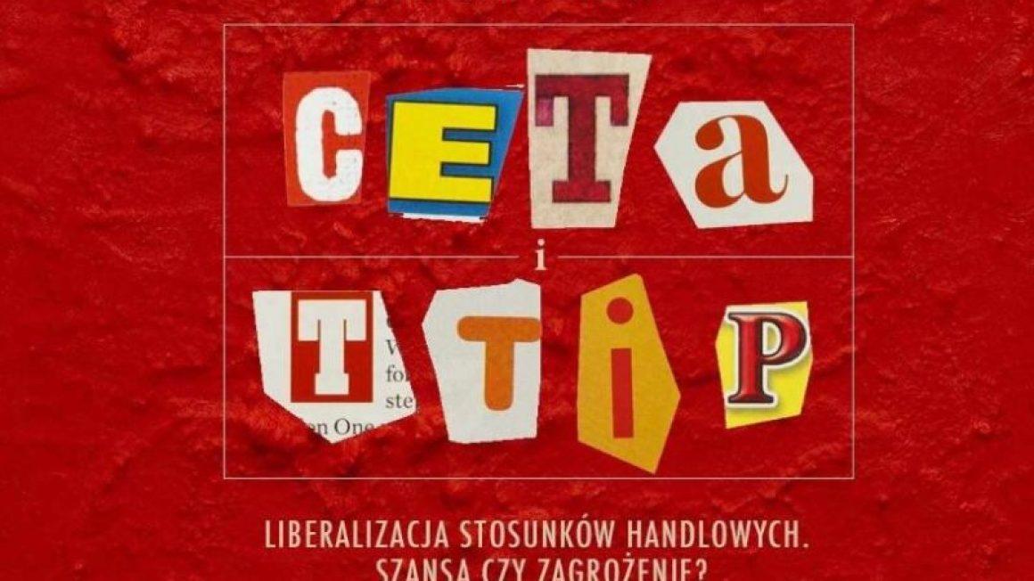 debata TTIP CETA w Kielcach