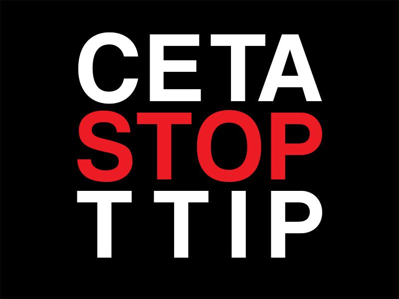Stop CETA, Stop TTIP