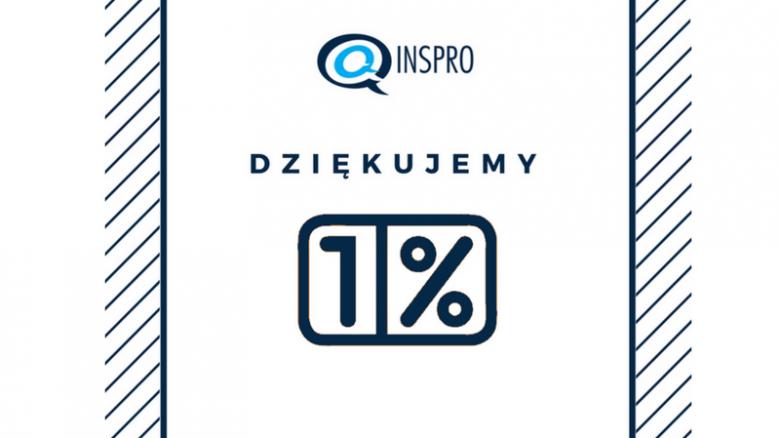 dziękujemy 1 procent