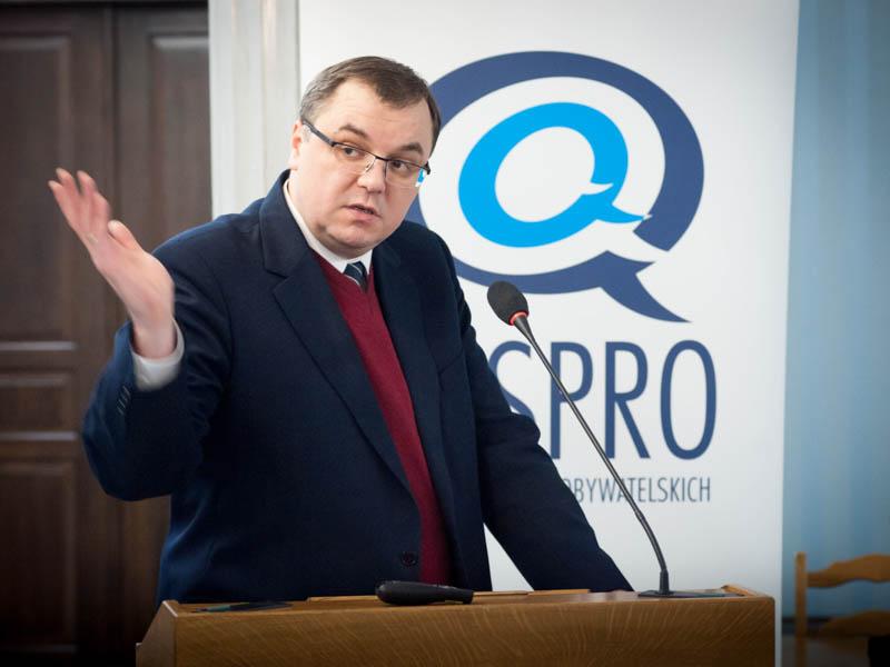 Konferencja na temat polityki antysmogowej 2017.12.01. Sejm RP. © Piotr Skubisz