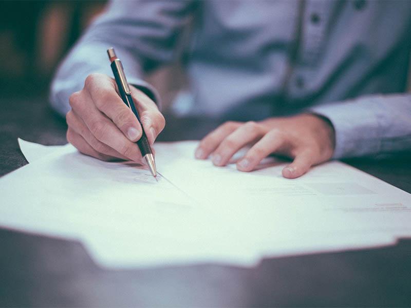 Podpis (pixabay)