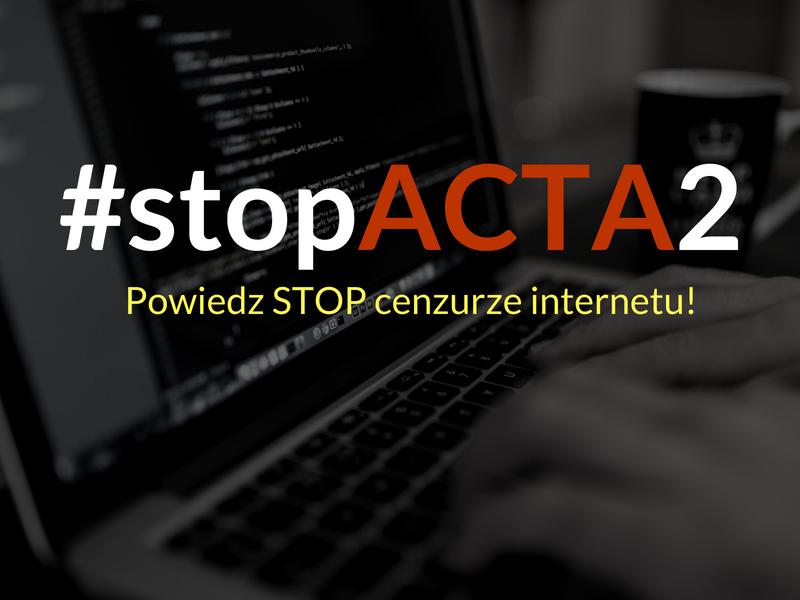 #stopACTA2