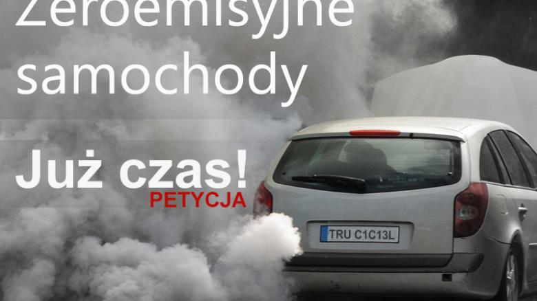 Zeroemisyjne samochody – już czas!