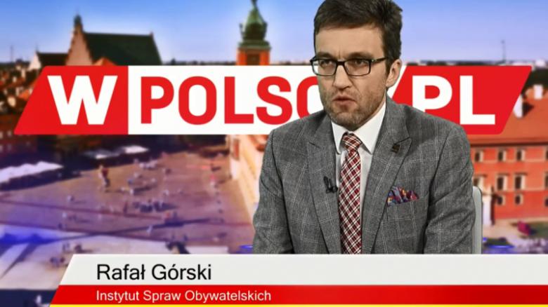 Rafał Górski - Telewizja w Polsce