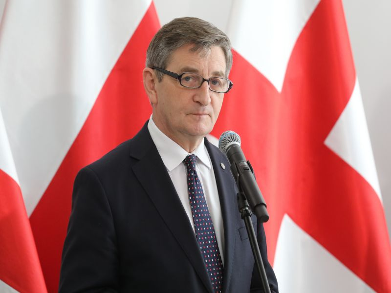 Marszałek Sejmu Kuchciński
