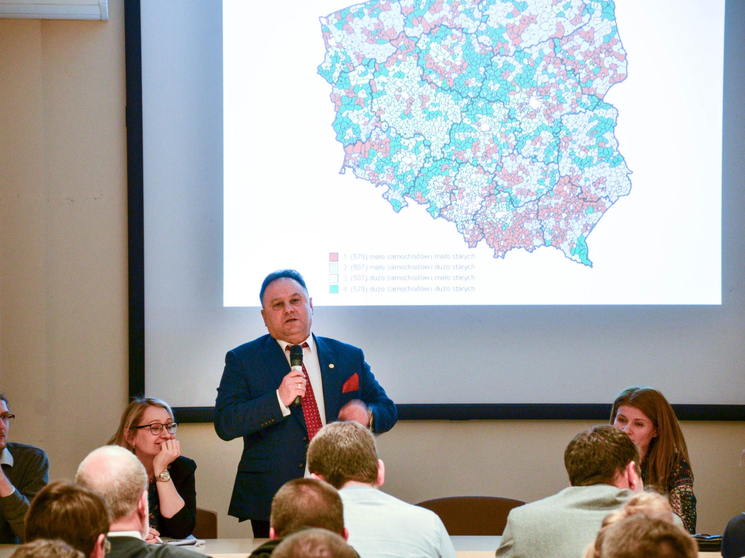 starosta Krzysztof Baranowski