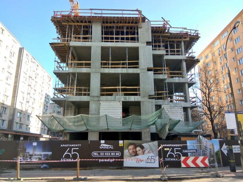 Apartamenty Sienna 65 autor: R. Górski