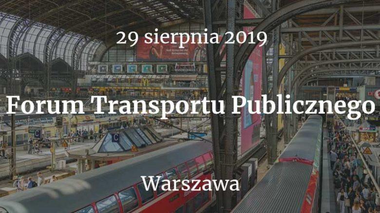 Forum Transportu Publicznego 2019