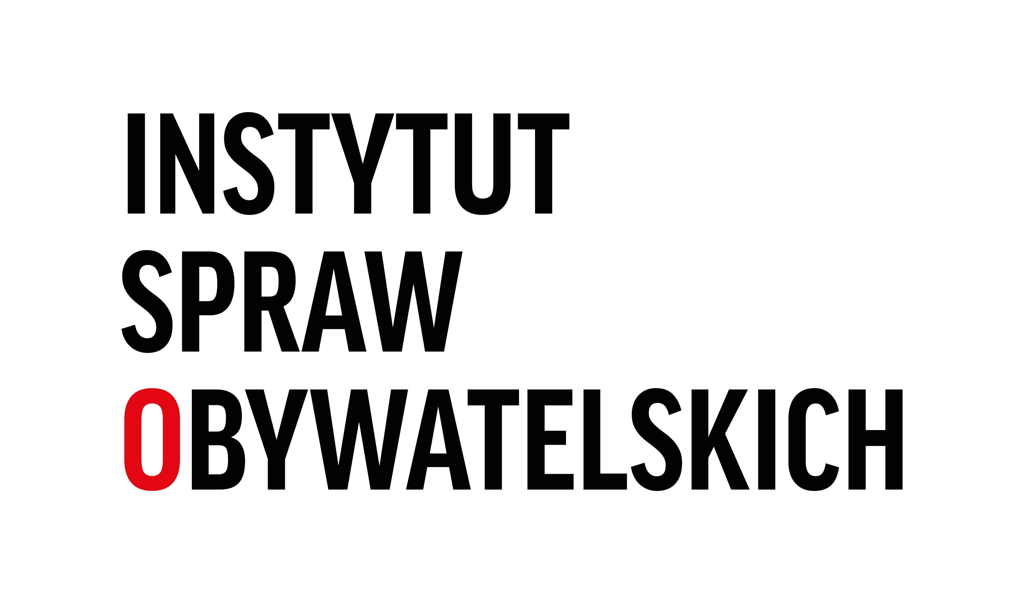 nowe logo instytut spraw obywatelskich