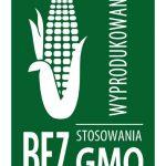 znak bez stosowania GMO