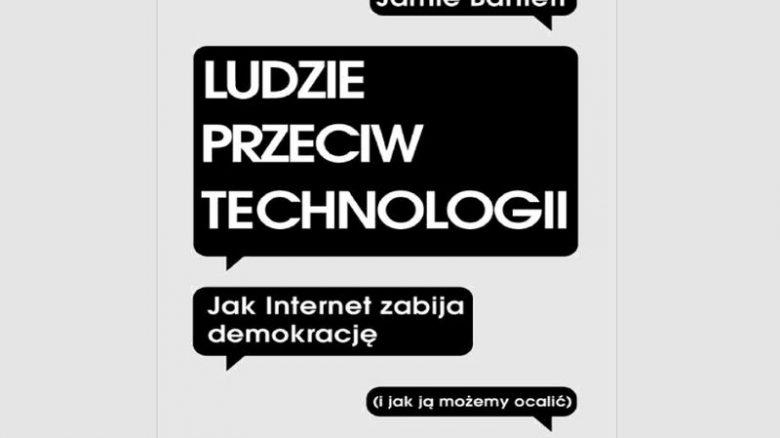 okładka książki Ludzie przeciw technologii