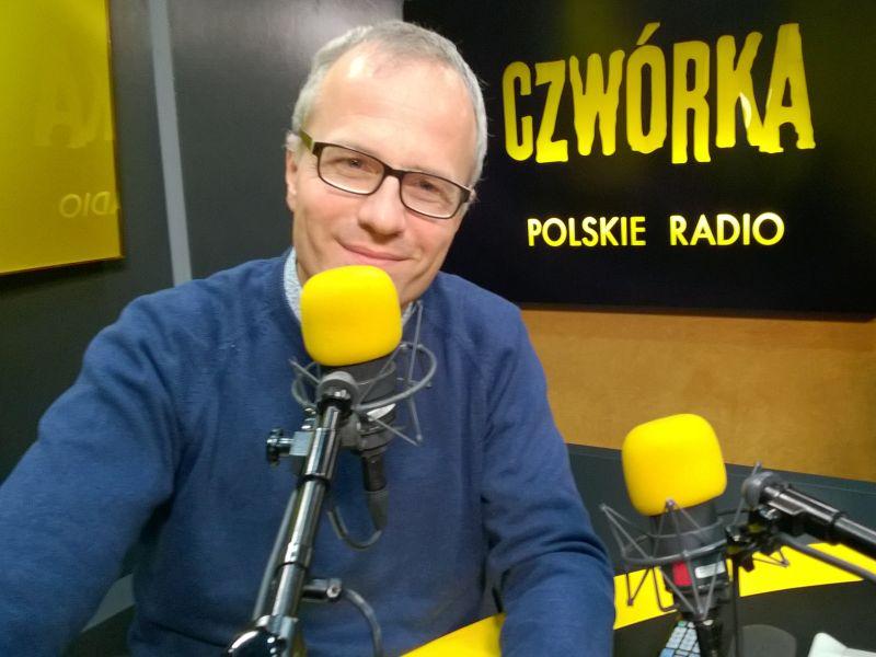 Marcin Galicki w radio