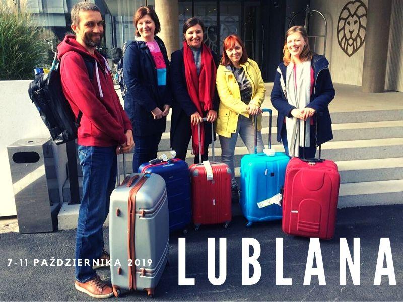 Lublana - wszyscy uczestnicy