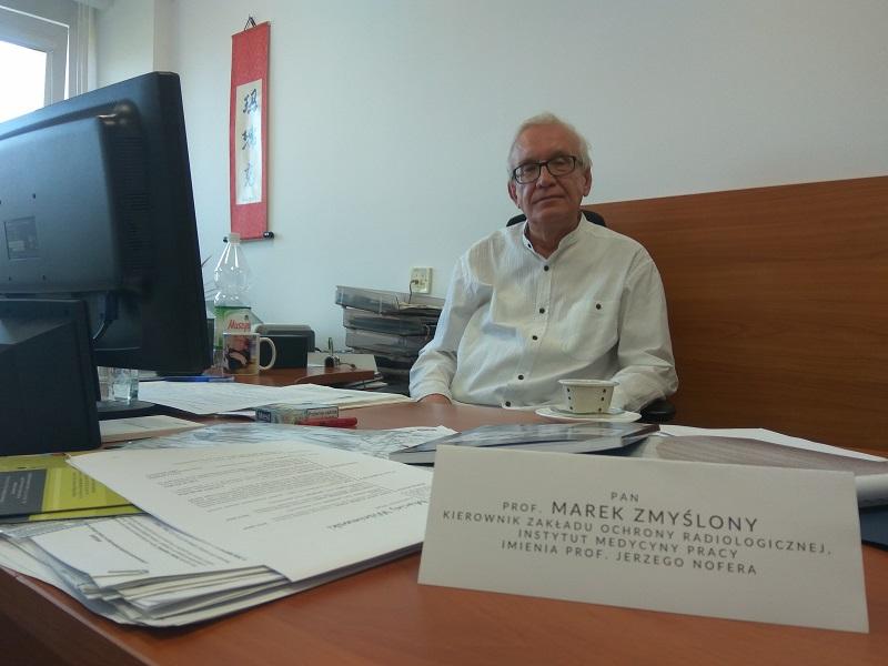 prof. Marek Zmyślony