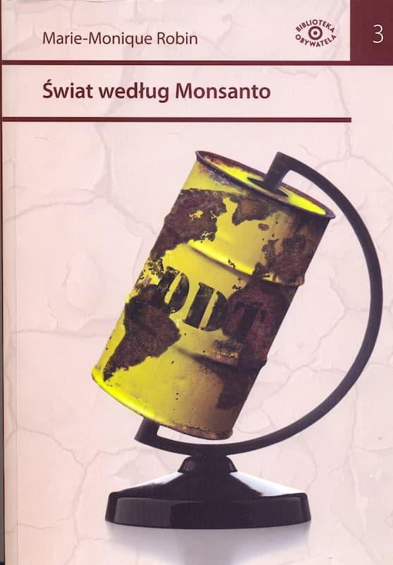 Świat według Monsanto – okładka