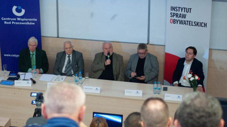 II Ogólnopolskie Forum Rad Pracowników –