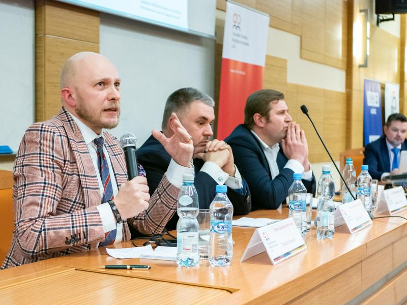3 panel na Forum Geopolitycznym