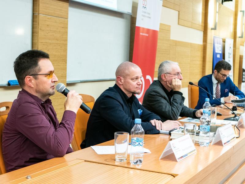 II panel na Forum Geopolitycznym
