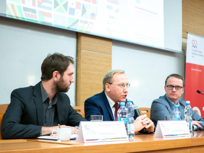 I Panel na Forum Geopolitycznym