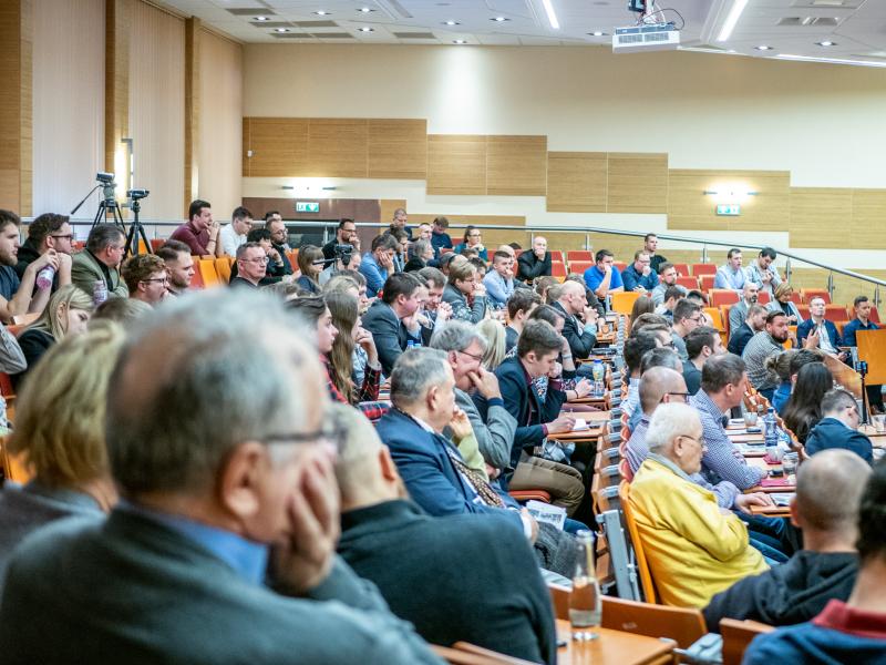 Publiczność na I Forum Geopolitycznym