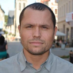 Piotr Wójcik – zdjęcie profilowe