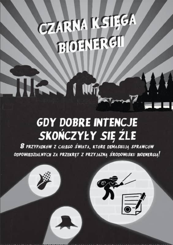 Czarna księga bioenergii – okładka