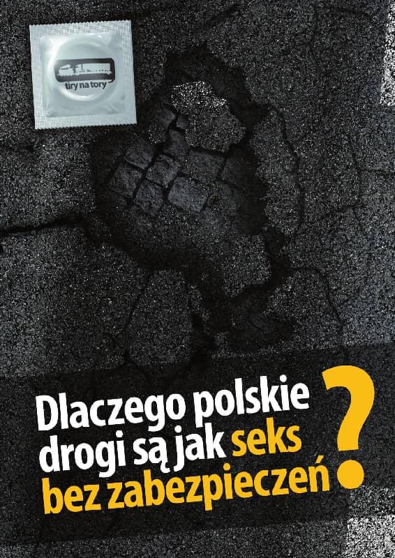 Dlaczego polskie drogi są jak seks bez zabezpieczeń? – okładka