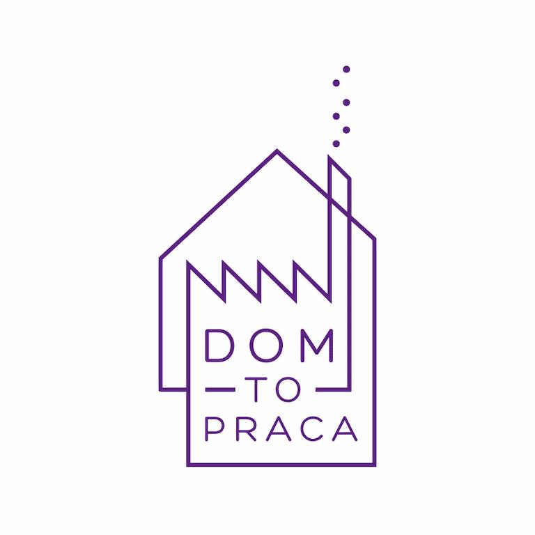 Dom to praca – logo kampanii
