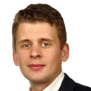 Krzysztof Ruciński – zdjęcie profilowe