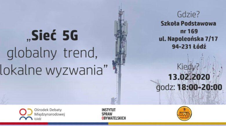 debata Sieć 5G