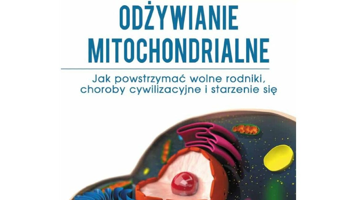 odżywianie mitochondrialne okładka