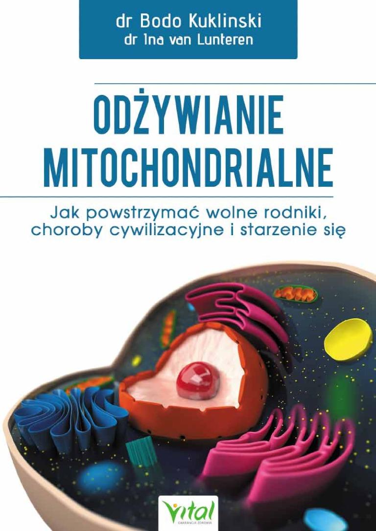 odżywianie mitochondrialne okładka książki
