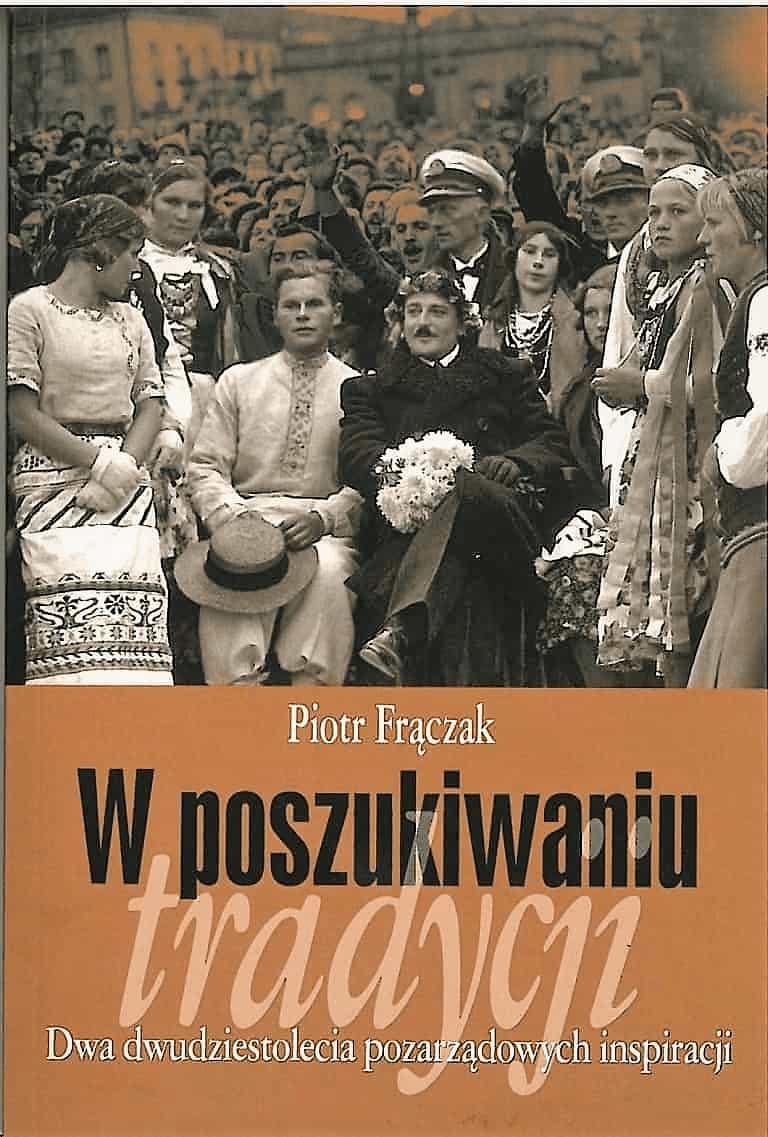 okładka książki W poszukiwaniu tradycji