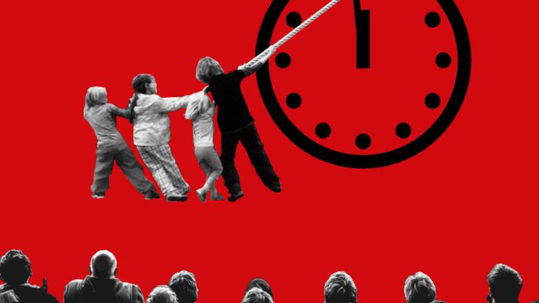 zegar zaglady