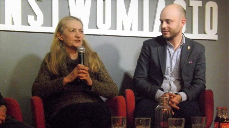 Ewa Andruszkiewicz i Jan Śpiewak fot. archiwum autora