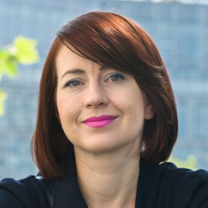 Joanna Erbel – zdjęcie profilowe