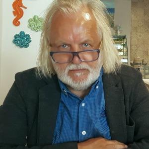 Krzysztof A. Worobiec – zdjęcie profilowe