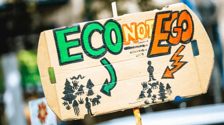 Eco not Ego