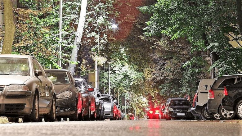Parkowanie w mieście