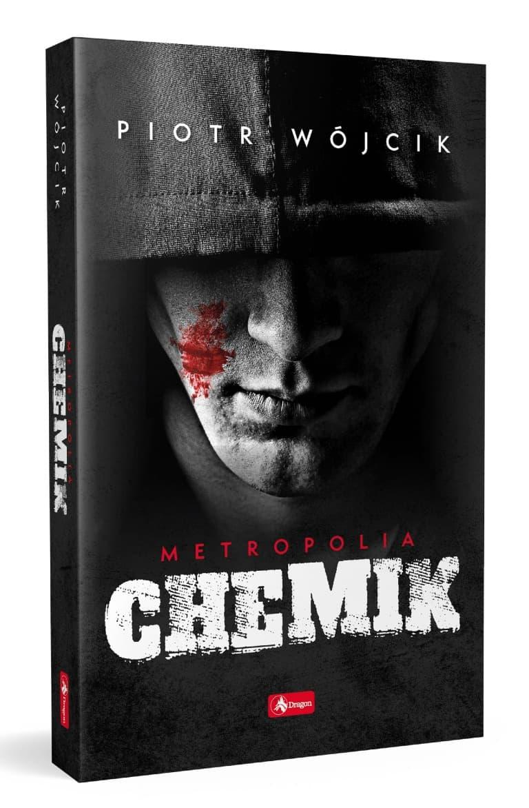 Chemik okładka