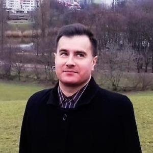 Ronald Lasecki – zdjęcie profilowe